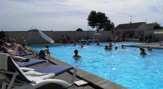 Gratis swimmingpool